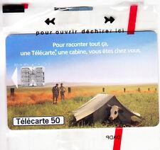 VARIETE TELECARTE FRANCE .. 50U F778A SC7  NUAGES AU DESSUS PUCE  NSB/NEUVE C.?€
