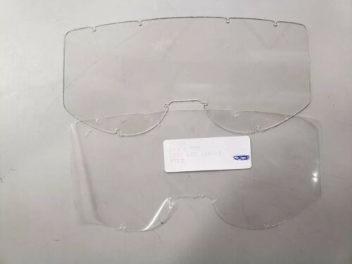 Scott 109//199 Clear Lexan Lens without Posts  #SCL04