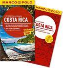 MARCO POLO Reiseführer Costa Rica von Birgit Müller-Wöbcke (2014, Taschenbuch)