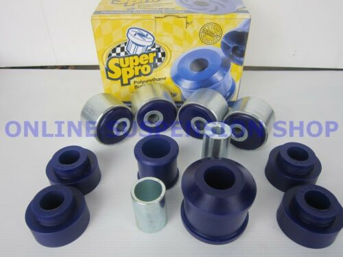 "SUPER PRO Front Caster Correction Bush Kit to suit Nissan Patrol GU 2 /"" SUPERPRO"