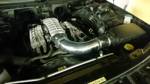 Range Rover 4.2 Supercharged performance /'caldoofy/' ingesta de la etapa 1
