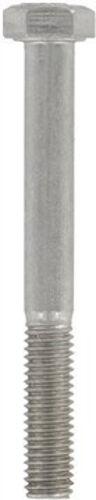 M14 DIN 931 Sechskantschrauben mit Schaft Edelstahl A4-80 M5