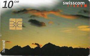 SWITZERLAND-SWISSCOM-PHONECARD-LUCENDRO-10CHF