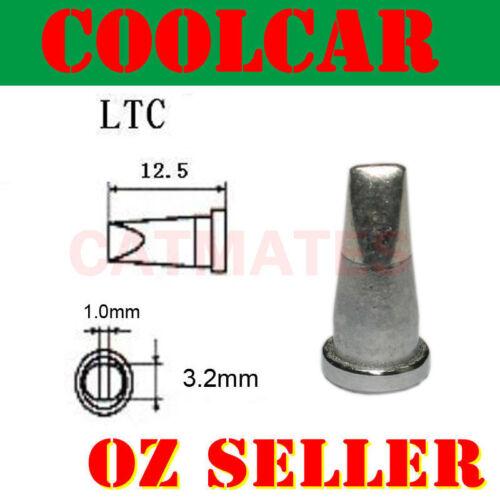 Solder Soldering Station Iron Tip LTC Lead Free FOR Weller TCP WSD80 WSD130 OZ