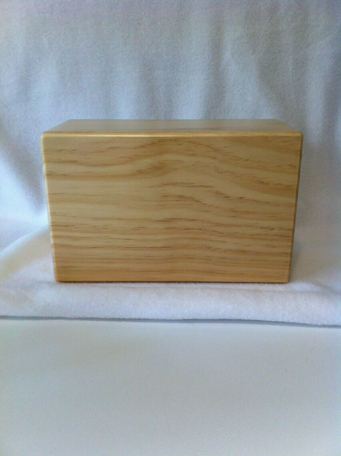 1pc Yoga Block Wooden Sports Brick Pilates Gym Fitness Workout New