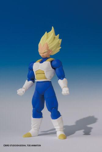 BdM Dragon Ball Z Vegeta Super Saiyan Nuovo Action Figure Bandai SHODO