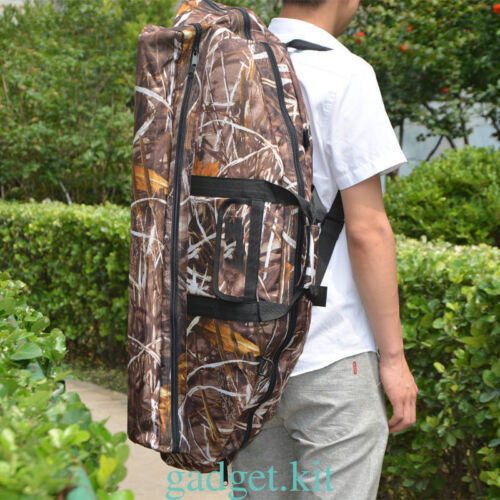 Compound Bow Bag Case Lightweight Hunting Archery Crossbow Recurve Bow Holder GK