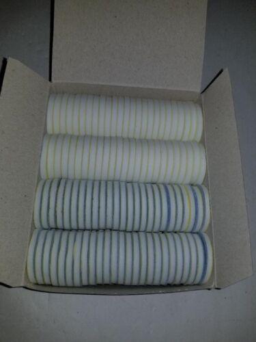 50 White /& 50 Blue  Original Simo ZDag 101 Polishing Pads NEW P53