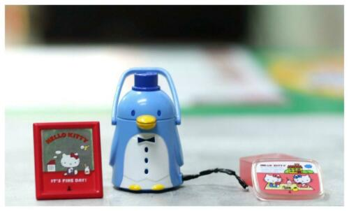 Penguin Hot Water Dispenser,frame and container Similar Re-ment Miniature