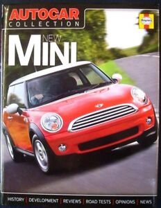 AUTOCAR-COLLECTION-NEW-MINI-PETER-BROWNING-CAR-BOOK