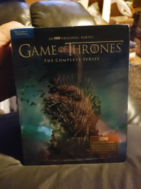 Game of Thrones: The Complete Series Blu-ray + Digital brand new