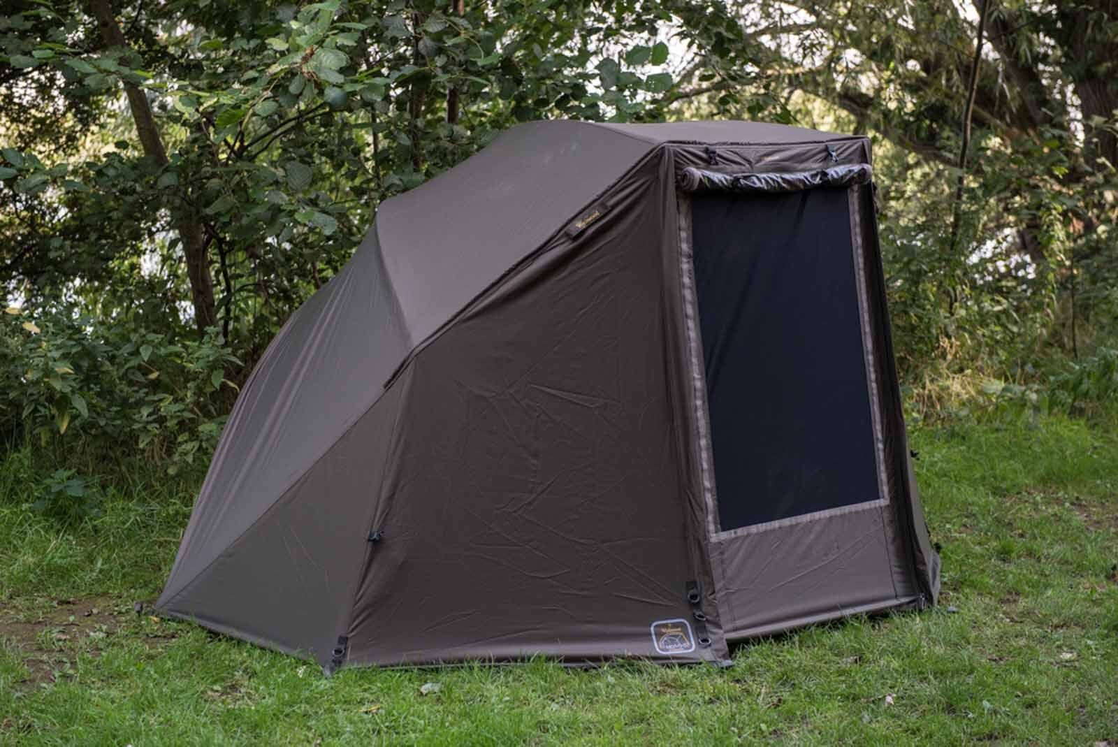 Wychwood Fishing -Aluminium MHR Brolly Overwrap -Aluminium Fishing Pegging Points, Letter Box Front 3e7afe