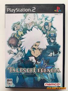 TALES-OF-LEGENDIA-Sony-Playstation2-PS2-JAPAN
