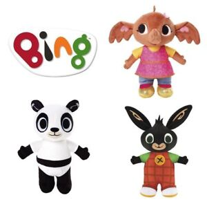 Bing-Talking-Plush-Bing-Sula-Pando-Doll-Plush-Toy