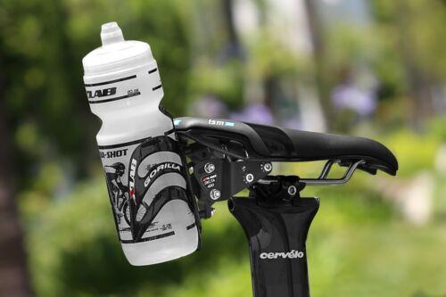 XLab Delta 430 Rear Saddle Mount Black For ISM PN 3.0 and PN 3.1 saddles