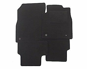 Fully Tailored Car Floor Mats - SKODA SUPERB (2008 -2015) Carpet Rubber + CLIPS