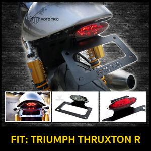 Moto Trio Triumph Thruxton R 1200 Fender Eliminator Kit Ebay
