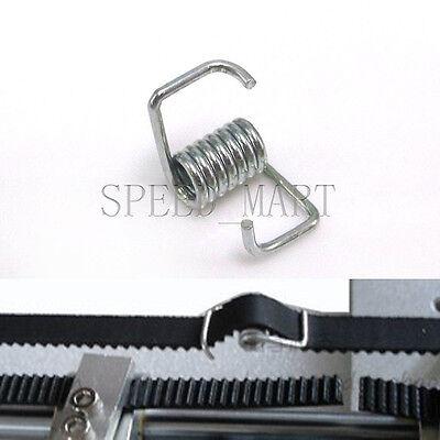 3D Printer Part Locking Spring for Synchronous Belt HTD3M MXL XL GT2 10mm Belt