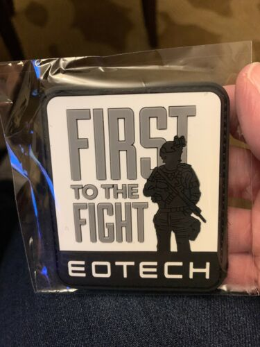 NV 2020 Shot Show Eotech Patch Las Vegas