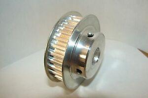 CNC-SERVO-or-STEPPER-MOTOR-DRIVE-PULLEY-30T-1-2-034-2p-AL