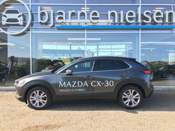 Mazda CX-30 2,0 Sky-X 180 Cosmo aut. - billede 2