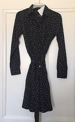 Authentic Polo Ralph Lauren Dress Size 6uk Fits A 8uk Facile Da Riparare