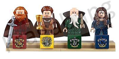NEW LEGO GODRIC GRYFFINDOR MINIFIG 71043 Hogwarts Castle harry potter minifigure