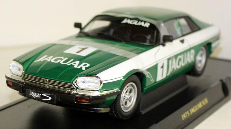 ROAD SIGNATURE 1/18 Scale-JAGUAR XJS XJ-S 1975 Racing Green Diecast Voiture Modèle | En Vente  | Vente  | Technologies De Pointe  | Achats En Ligne