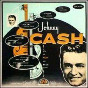 Johnny-Cash-Hot-and-Blue-Guitar-New-Vinyl-LP