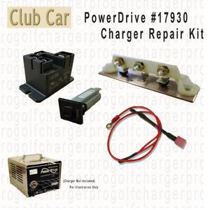 club car charger wiring diagram club car powerdrive 17930 battery charger repair kit 48 volt club car powerdrive 3 charger wiring diagram 17930 battery charger repair kit