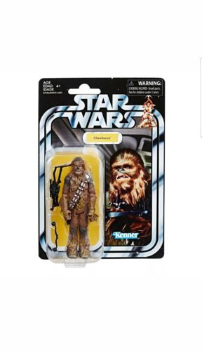 A New Hope Chewbacca Action Figure Star Wars The Vintage Collection Star Wars