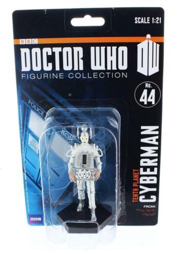 "Tenth Planet Cyberman Doctor Who 4/"" Resin Figure"