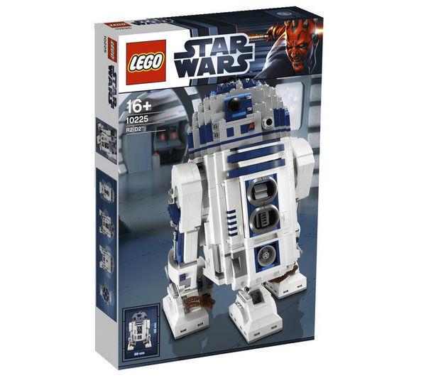 LEGO 10225 R2-D2 SIGILLATO Nuovo di zecca in mano. fuori produzione-grande regalo di Natale