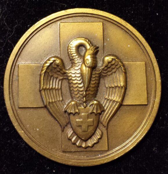 Belgique Médaille De La Croix Rouge Reconnaissance Aux Donneurs De Sang