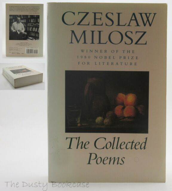 The Collected Poems by Czeslaw Milosz (1990, Paperback)