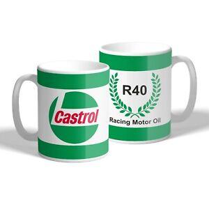Castrol-R40-Mug-Vintage-Car-Motorbike-Mechanic-Tea-Coffee-Mug-Gift