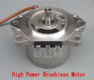 1pcs 12v dc motor high power 500w torque 3n m resolver