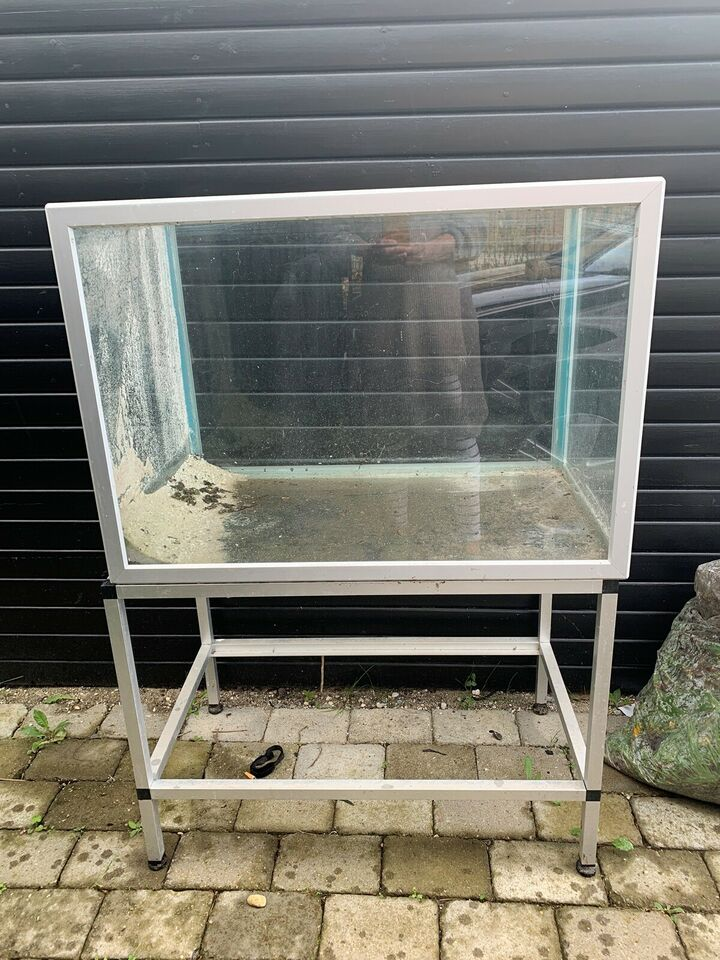 Akvarium, 255 liter, b: 85 d: 50 h: 60