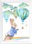 Baby-Boy-Peter-Rabbit-Beatrix-Potter-Nursery-Decor-Art-Print-Set-Bunny-Room miniatuur 3