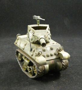 M-10 wolverine (Logan-san) world war toon tank conversion kit for M4A1
