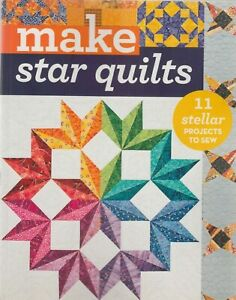 Make-Star-Quilts-fun-project-book-for-star-lovers-BOOK-by-C-amp-T-Publishing