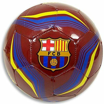 FC BARCELONA FOOTBALL CLUB OFFICIAL LOGO FULL SIZE SOCCER BALL Misc.