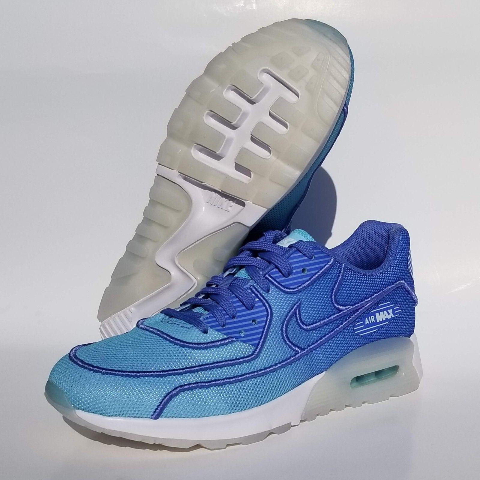 Nike air max 90 ultra - donne contro blu / bianco 917523-400