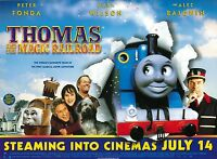 Thomas The Tank Engine Poster - 12 X 16 Inches - The Magic Railroad