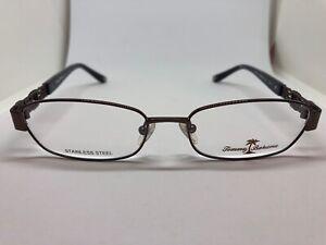b9ef589555 NEW Tommy Bahama TB5022 Espresso 211 52.16.140 Women s Eyeglass ...