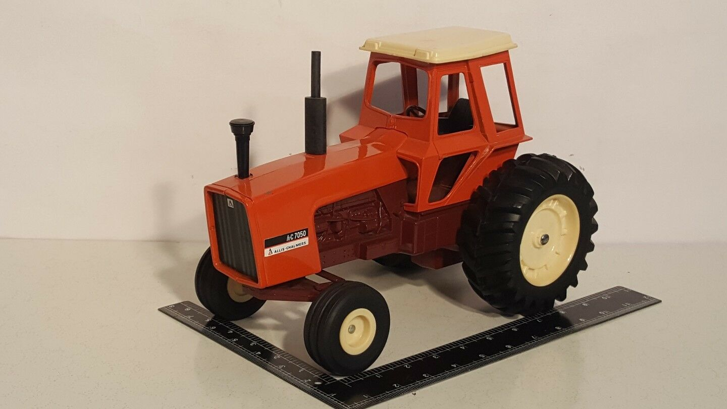 ERTL ALLIS CHALMERS 7050 marron ventre 1 16 diecast farm tractor Replica