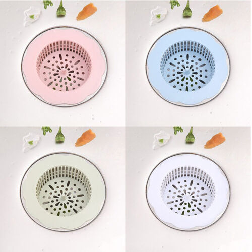 Durable Sink Drain Filter Bathtub Hair Catcher Stopper Shower Hole Filter CoveIJ