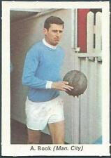 MY FAVOURITE SOCCER STARS 1970-LION- #04-MANCHESTER CITY-TONY BOOK