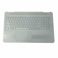 HP Pavilion 15-AU 15-AW Palmrest Backlit Keyboard 856029-001