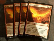 Mtg akoum firebird x 4 great condition